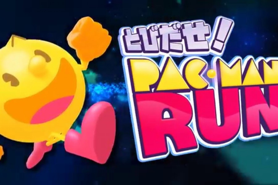 An official Pacman game, together wth Bandai Namco entertainment.